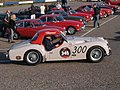 Triumph TR3 english licence registration SHP 520 pic2.jpg