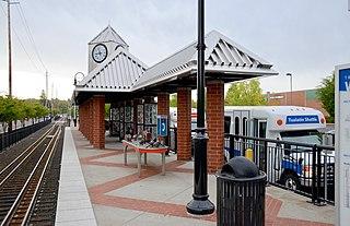 Tualatin station