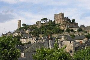Turenne, Corrèze - Castle