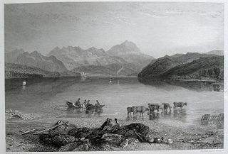 <i>Guide to the Lakes</i> book by William Wordsworth