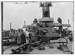 Turrets on UTAH (ship) LOC 2162891925.jpg