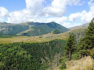 Tusheti Strict Nature Reserve