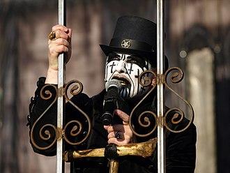 King Diamond - King Diamond live at Tuska Open Air 2013