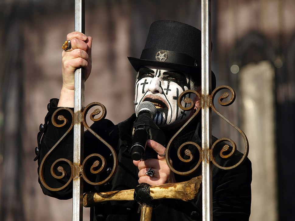 Tuska 20130628 - King Diamond - 32