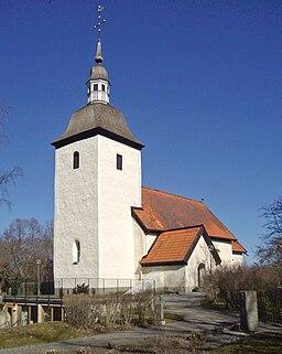 Tveta kirke.