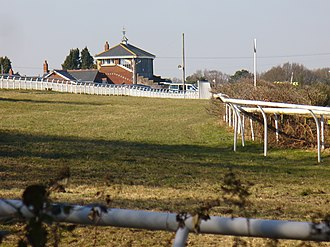 Equestrian at the 1948 Summer Olympics - Tweseldown racecourse, site of the endurance day of eventing at the 1948 Olympics