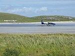 Twin Otter G-HIAL leaving Barra for Glasgow.jpg