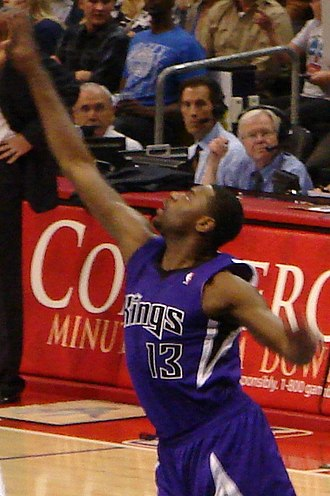 2009 NBA draft - Tyreke Evans was selected fourth by the Sacramento Kings.