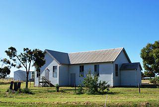 Tyrendarra Town in Victoria, Australia