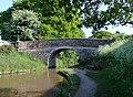 Tyrley Castle Bridge near Market Drayton, Shropshire - geograph.org.uk - 1605239.jpg