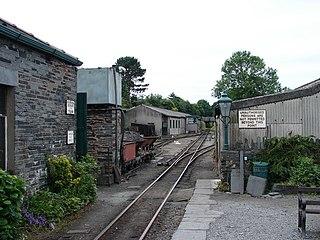 Pendre railway station