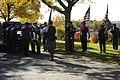 U.S. Airmen with the Hill Air Force Base Honor Guard lift the casket of a fallen Airman during a funeral service Oct. 26, 2013, near Ogden, Utah 131026-F-SP601-063.jpg