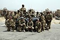 U.S. Soldiers with Echo Company, 3-10 General Support Aviation Battalion pose for a photo during sling load training at Bagram Airfield, Afghanistan, July 30, 2013 130730-A-YW808-014.jpg