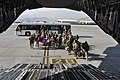 U.S. Soldiers with the 1st Battalion, 294th Infantry Regiment, Guam Army National Guard prepare to board an Air Force C-17 Globemaster III aircraft Dec. 29, 2013, at Kabul International Airport North in Kabul 131229-Z-WM549-010.jpg