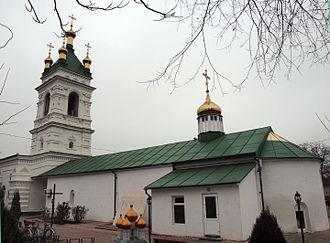 Kiliya - Image: UA Kiliya Church