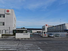 UD Trucks Corporation Main Gate, (Headquarters and Plant located in Ageo).jpg