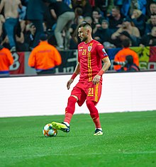 UEFA EURO qualifiers Sweden vs Romaina 20190323 Dragos Grigore 2.jpg
