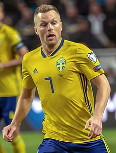 Sebastian Larsson Swedish footballer