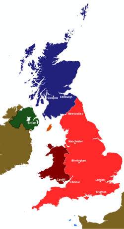 Das United Kingdom
