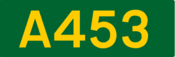 A453 road shield