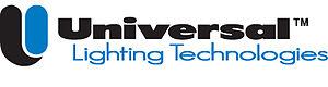 Universal Lighting Technologies - Image: ULT logo
