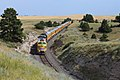 UP Nebraska 150 Express, Albin, WY (36410414381).jpg