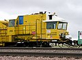 UP track maintenance vehicle detail, eastern Wyoming.jpg