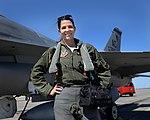 "USAF Capt. Janelle ""Slam"" Baron, 177th FW NJANG Female F-16C Fighting Falcon Fighter pilot-4239352.jpg"
