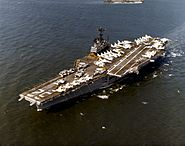 USS Independence CVA-62