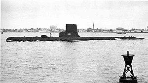 USS Thornback;0841801