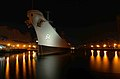 USS Wisconsin BB-64 2004 night.jpg