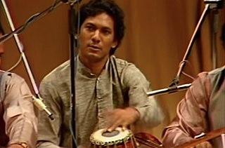 Dildar Hussain Pakistani percussionist (born 1957)