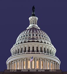 US Capitol dome Jan 2006.jpg