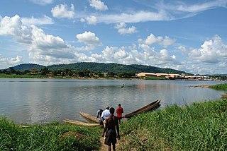 Ubangi River Largest tributary of the Congo River