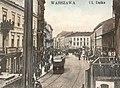 Ulica Dzika Zamenhofa w Warszawie ok. 1910.jpg