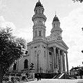 Ungvár 1940, a görög katolikus székesegyház. Fortepan 6118.jpg
