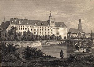 University of Wrocław - The University of Breslau, 19th century