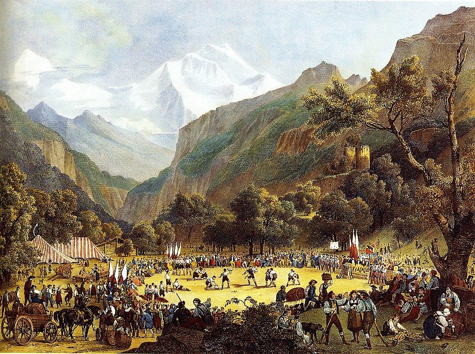 Unspunnen 1808-300