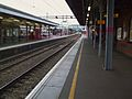 Upminster station westbound c2c look east.JPG