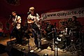 Ursa Minor on Kashmir Cafe stage at the Isle of Wight Festival 2010.jpg