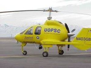 Police aviation - A Groen Hawk 4 of the Utah Olympic Public Safety Command