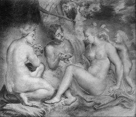 Utan Ceres och Bacchus förfryser Venus