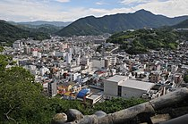 Uwajima City view.JPG