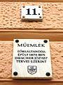 Vörösmarty Gimnázium emléktábla.jpg