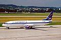 VP-BAN B737-4M0 Aeroflot Russian Al ZRH 19JUN03 (8551286002).jpg