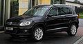 VW Tiguan Sport & Style 2.0 TSI 4MOTION (Facelift) – Frontansicht (1), 24. Juni 2011, Velbert.jpg