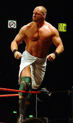 CMLL World Heavyweight Championship - Image: Val Venis chalkphoto