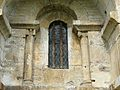 Valcabrère basilique Saint-Just chevet niche centrale.JPG