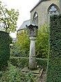Valkenburg-Perroen met Nicolaasbeeldje.JPG
