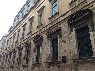 The Old University Building in Valletta Valletta VLT 07.jpg